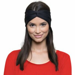 Image is loading Moisture-Wicking-Turban-Headband -for-Sports-Running-Workout- ef751acba8e