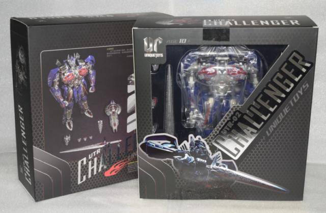 Transformers Unique Toys UT R-02 Optimus Prime Commander Challenger