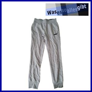 SCHNÄPPCHEN! PUMA Essentials Sweat Pants Women \ grau \ Gr.: XS \ #T 40083