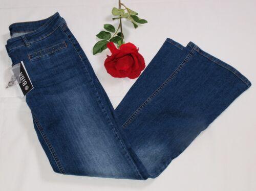 Biba Gr Uitlopende Stijlvolle Jeans ஜ Love pijp Jeans Autumn In Nieuw 36 rtwB78rqx