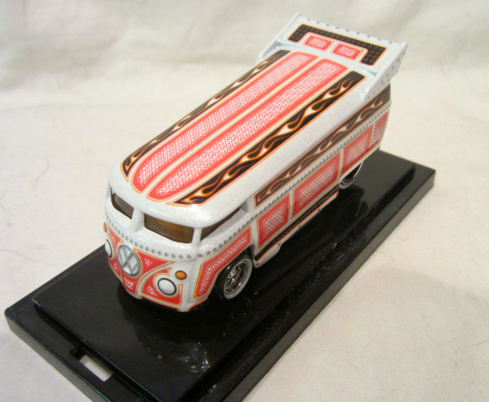Hot Wheels Liberty Promotions 2012 Supercon hot Streak VW DRAG BUS  1000