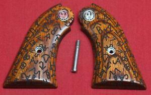 Ruger-Firearms-Bearcat-Custom-Grips-Cattle-Brands