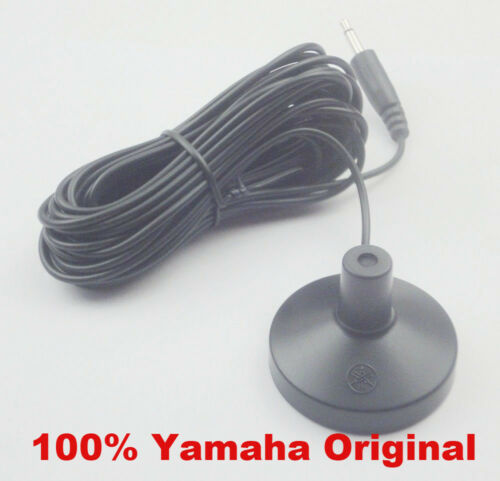 NEW Yamaha YPAO Calibration Mic for compatible Yamaha RX-V RX-A HTR