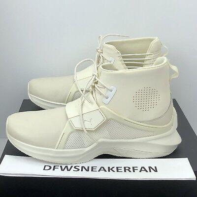 Sneakers PUMA The Trainer Hi By Fenty 190398 04 Whisper