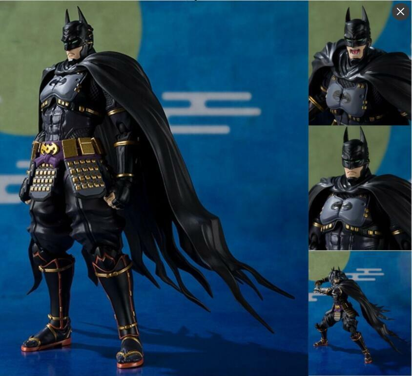2018 Bandai TAMASHII NATIONS Unveils S.H.Figuarts SHF Batman Ninja Action Figure