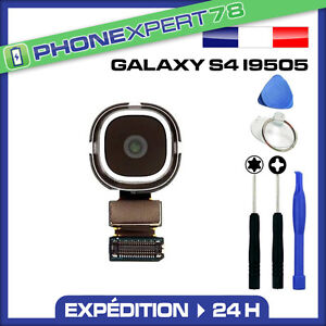 CAMERA-APPAREIL-PHOTO-ARRIERE-POUR-SAMSUNG-GALAXY-S4-I9505