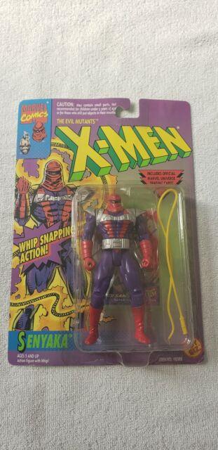 SENYAKA X-Men The Evil Mutants Marvel Comics Toy Biz 1994 NEW