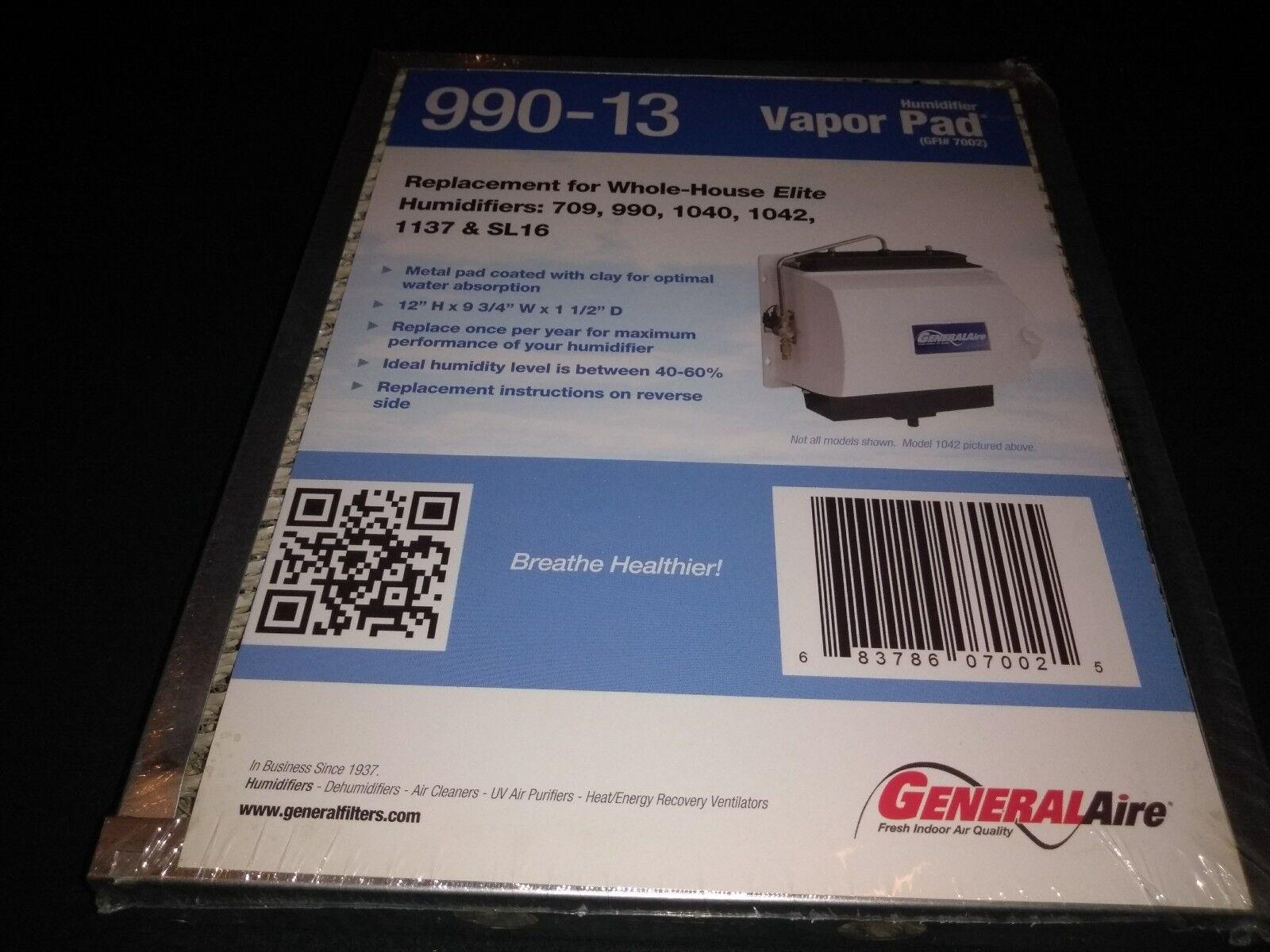 Humidifier Pad: Repair and Replace (GeneralAire GF 1042