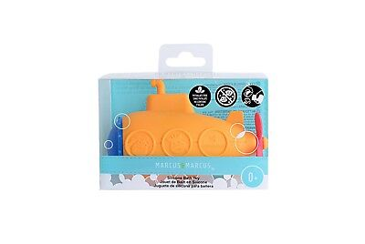 Contemplative Mold Free Bath & Beach Toy Submarine By Marcus & Marcus High Quality And Low Overhead