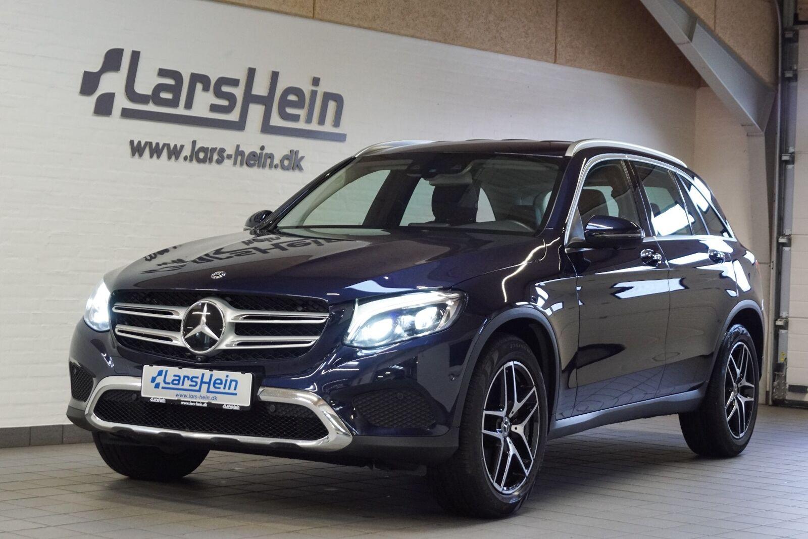 Mercedes GLC220 d 2,2 Exclusive aut. 4-M 5d - 459.800 kr.