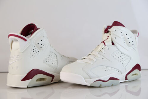 6 384664 14 11 voile 12 5 3 Air Maroon Retro Nike 10 Jordan 116 And QstChdr