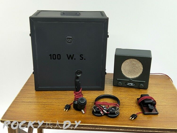 Telegraph Transmitter for D80133 German Communications 3 3 3 WH Radio Operator 12'' 23a3e7