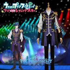 Uta no Prince-sama IV Ichinose Tokiya Stage Uniform Cosplay Costume Custom Size