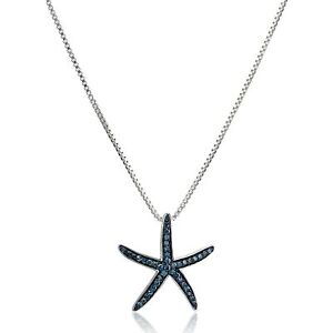 1-5-ct-Blue-Diamond-Starfish-Pendant-in-Sterling-Silver-18-034