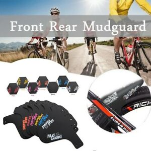 Cycling MTB Mudguard Mud Guard Mountain Bike Bicycle Fender Front Rear Tyre