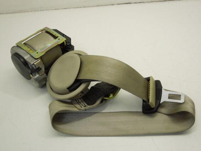 Audi A8 D2 crema de cinturón de seguridad derecho trasero 4D0857806B