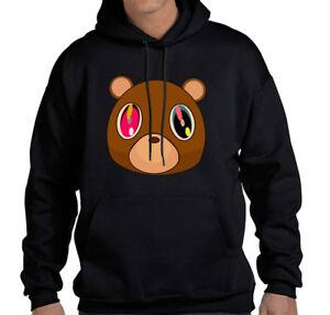 Kanye West Dropout Bear Unisex Hoodie Ebay
