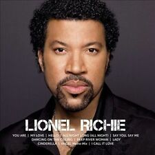 Icon by Lionel Richie (CD, Sep-2012, Motown)