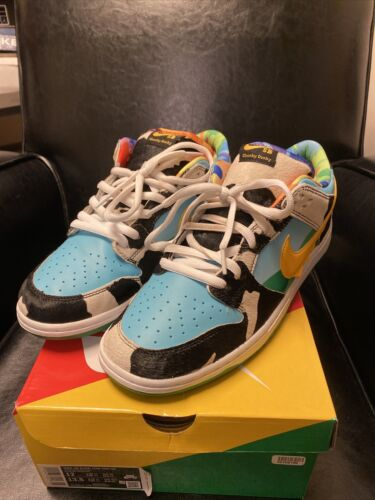 Ben And Jerry's X Nike SB Dunk Low Chunky Dunky Si