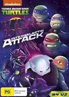 Teenage Mutant Ninja Turtles - Intergalactic Attack (DVD, 2016)