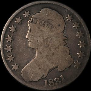 1831 Bust Half Dollar Nice G+ 0-108 R.1 Nice Eye Appeal Nice Strike