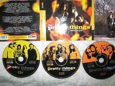 3 CD Digipak The Pretty Things – Singles As & Bs --- Garage Punk Rock