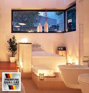 ECK bañera derecha izquierda Delantal LED REPOSACABEZAS Acrílico Angular Wanne