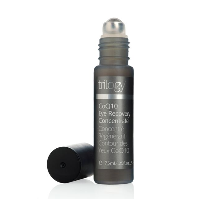 Trilogy COQ 10 Eye Recovery Concentrate 7.5ml Reducing Fine Lines and Puffiness