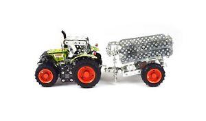 Metallbaukasten LIEBHERR Bulldozer von Tronico 559 tlg