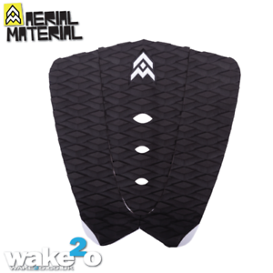 Aerial Material surfboard Deck Pad NATE Black Surf Tail Grip BRAND NEW