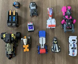 Vintage Bendi Transformers Lot 80's Power Ranger