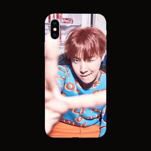 Kpop-Bangtan-Boys-J-HOPE-Soft-TPU-Phone-Case-Cover-For-iPhone-X-6-7-8-Plus