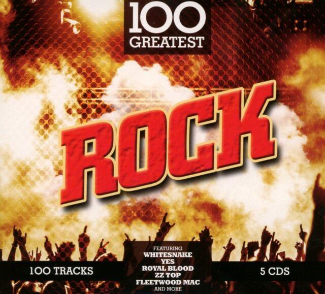 Rhino - 100 Greatest Rock