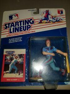 1988 ROOKIE STARTING LINEUP -SLU MLB - MIKE SCHMIDT