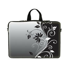 "15"" 15.6"" Laptop Notebook Computer Sleeve Case Bag w Hidden Handle 2252"