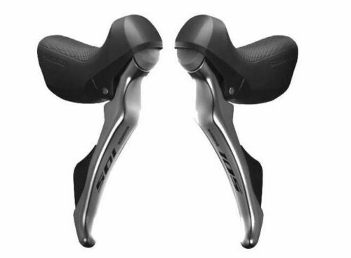bicycle parts Shimano 105 ST-R7000 2x11S Dual-Control Lever Left /& Right Pair