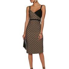 62a6c5732c7 Cinq a Sept Sera Lace Print Sheath Dress Sz 2 NWT 495 Colorblock