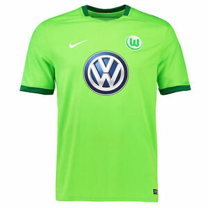about Home Men's 2017 100Authentic Wolfsburg Nike Details VFL Jersey 2016 5RjLq3c4A