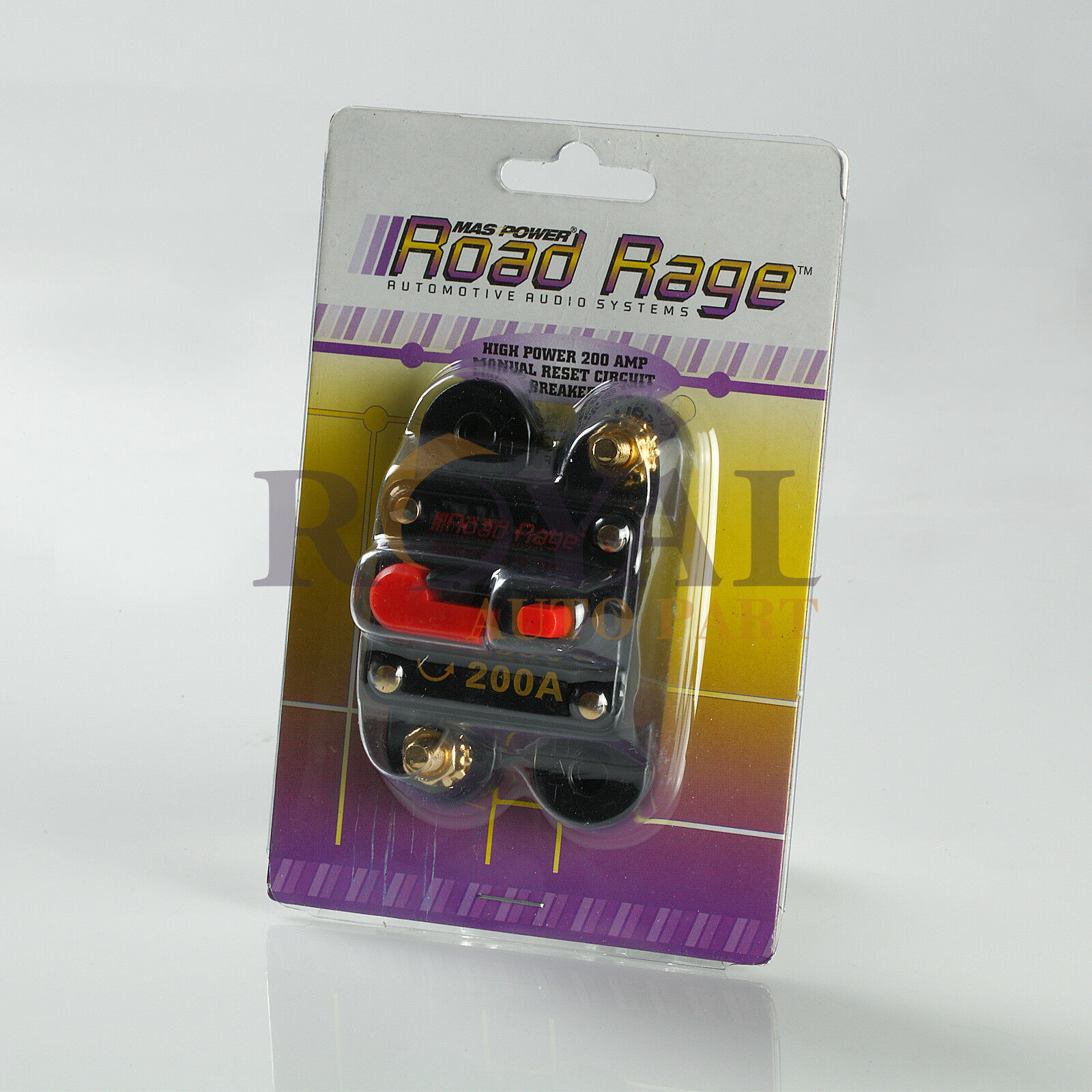 Replacement Parts 200Amp STETION 200 Amp Circuit Breaker Trolling ...