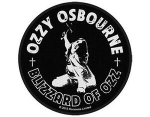 OFFICIAL-LICENSED-OZZY-OSBOURNE-BLIZZARD-OF-OZZ-WOVEN-SEW-ON-PATCH-SABBATH