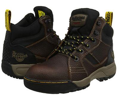 c3c266d248f Dr. Martens Unisex Adults Grapple ST Safety Work Boots Shoes Size UK 6.5 EU  40 190665095289 | eBay