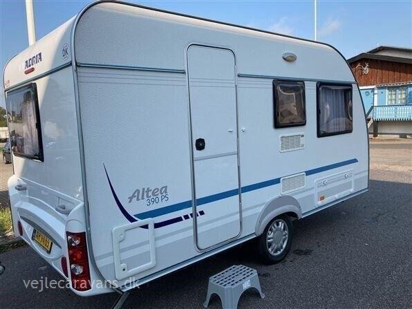 Adria Altea 390 PS, 2010, kg egenvægt 800