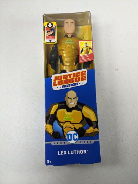 Mattel DC Justice League Lex Luthor 12 ''  Action Figure New