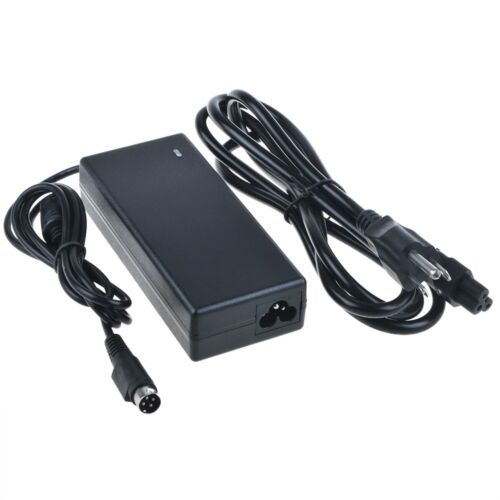 Left Positive 4 Pin Tip AC Adapter Charger Power Supply Cord 19V 4.74A 90W