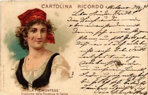 CPA-Costume-della-Provincia-di-Torino-ITALY-542394