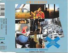 JIMI HENDRIX - Crosstown Traffic CD SINGLE 4TR (POLYDOR) 1990 UK