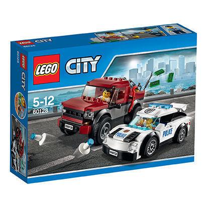 LEGO 60128 City Polizei-Verfolgungsjagd NEU OVP OVP OVP zu 60044 60047 60130 042408
