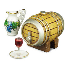 Brewery Barrel Puppenstube 1:12 Art 1.729//5 Reutter Porzellan Brauhaus im Fass