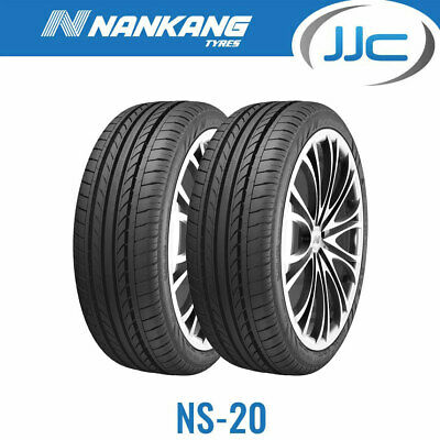 4 x Nankang NS-20 prestazioni su strada pneumatici 215 45 R17 91V XL 2154517 EXTRA CARICA
