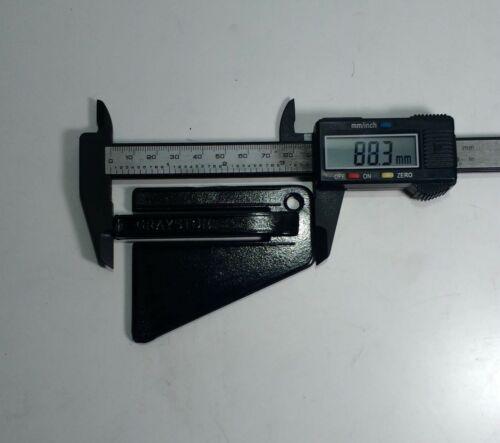 2 X Universale Cintura Cinghia Clip regolatori Maypole GE16 ORIGINALE GRAYSTON